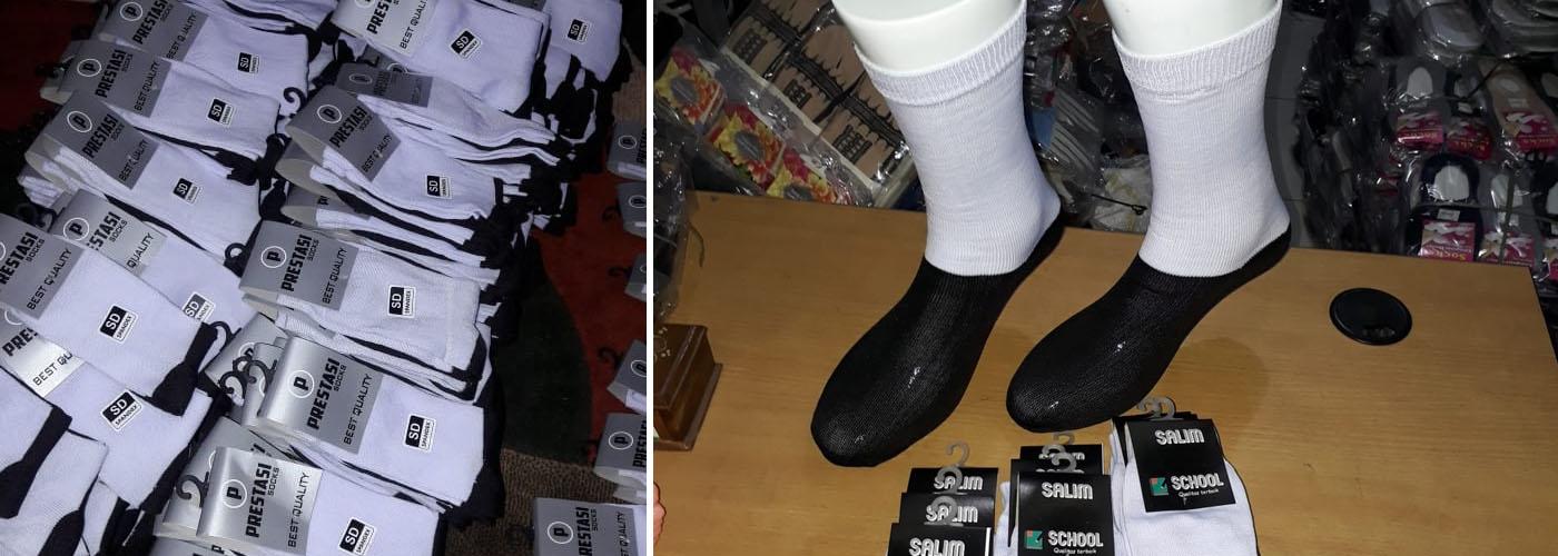 kaos kaki murah grosir